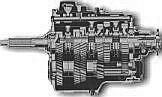 Cutia de viteze AK5-35