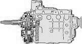 Cutia de viteze AK6-80 + GV 80