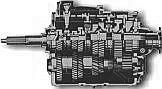 Cutia de viteze AK6-80